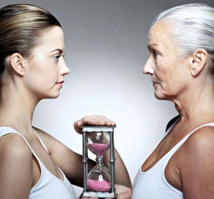 Algunas personas envejecen antes que otras