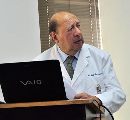 Dr. Ítalo Campodónico: 58 años de brillante carrera
