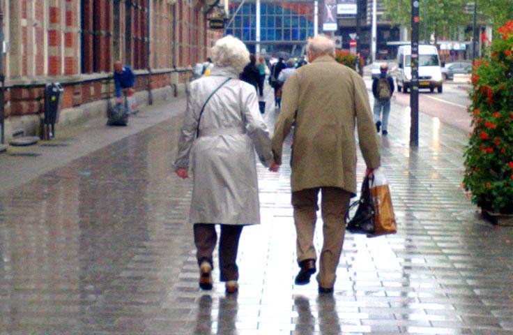 Se observan aumentos en la longevidad en todo el mundo