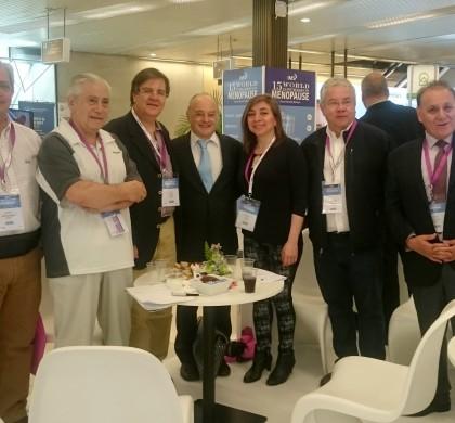 Participación de Sociedad Chilena de Climaterio en Congreso de Praga 2016