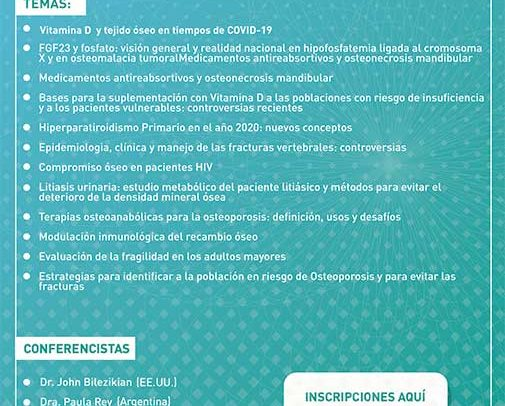 XXVIII CONGRESO CHILENO DE OSTEOLOGIA