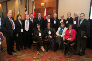 Chilean Board School Menopause 2015