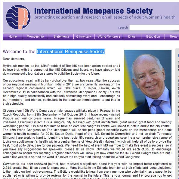International Menopause Society