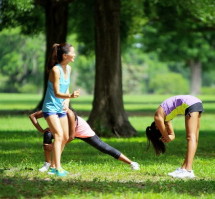 Improving menopausal symptoms through promoting physical activity: a pilot Web-based intervention study among Asian Americans