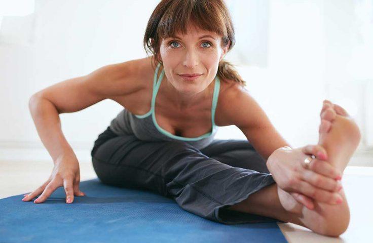 30% Menopausal Exercise
